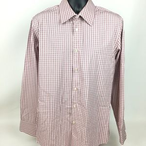 Hugo Boss Men's shirt Sz 17.5 34/35